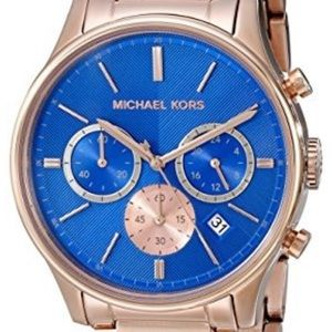 Michael Kors Blue face watch